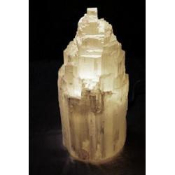 Lámpara de Selenita 2,5 - 3 kg