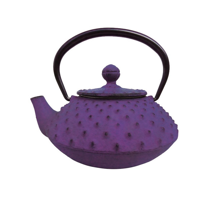 Tetera Iwachu Arare Púrpura 330 ml
