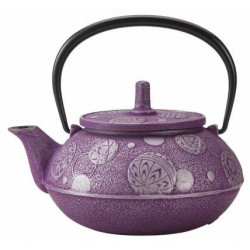 Tetera Iwachu Mari Asobi 650 ml Púrpura