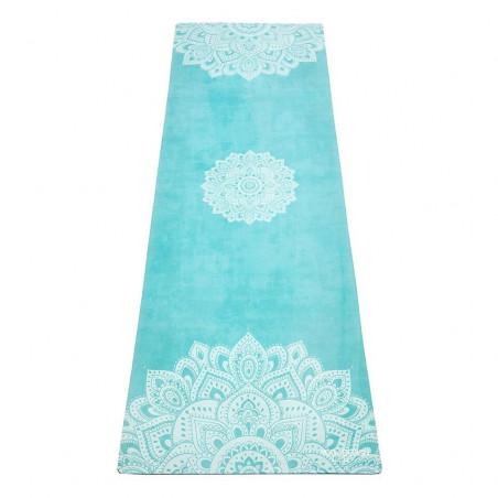 Travel Mat – Mandala Turquoise