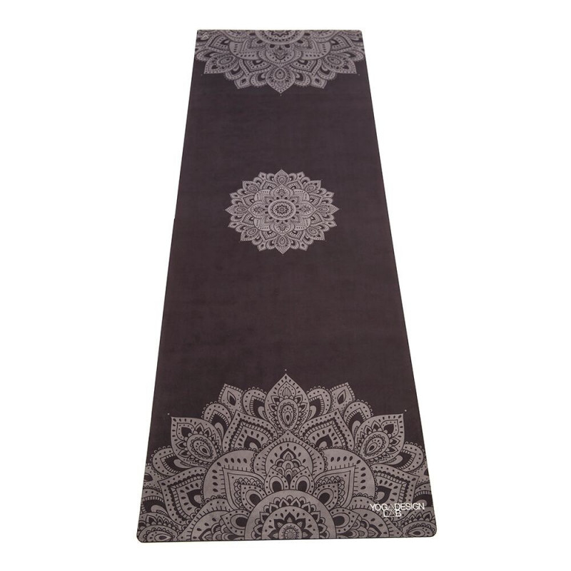 Travel Mat – Mandala Black