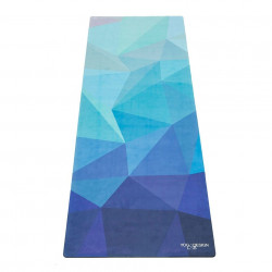 Travel Mat – Geo Blue