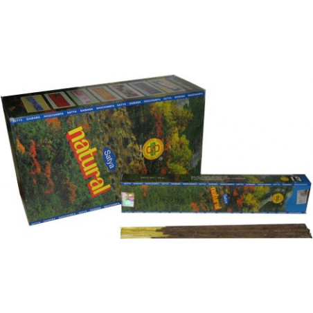 Incienso Nag Champa 15gr Natural Satya