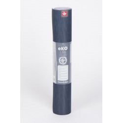 eko® lite yoga mat 4mm - midnight