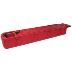 Caja incienso Roja