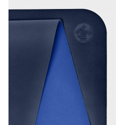 begin yoga mat - Navy