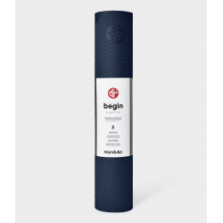 begin yoga mat - Navy