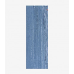 eKO® Lite Yoga Mat 4mm - ebb marbled (blue)