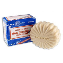 Nag Champa Beauty Jabón - 150gms