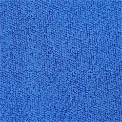 Toalla Yoga Antideslizante Azul - silicona