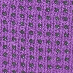 Toalla Yoga Antideslizante Violeta - PVC