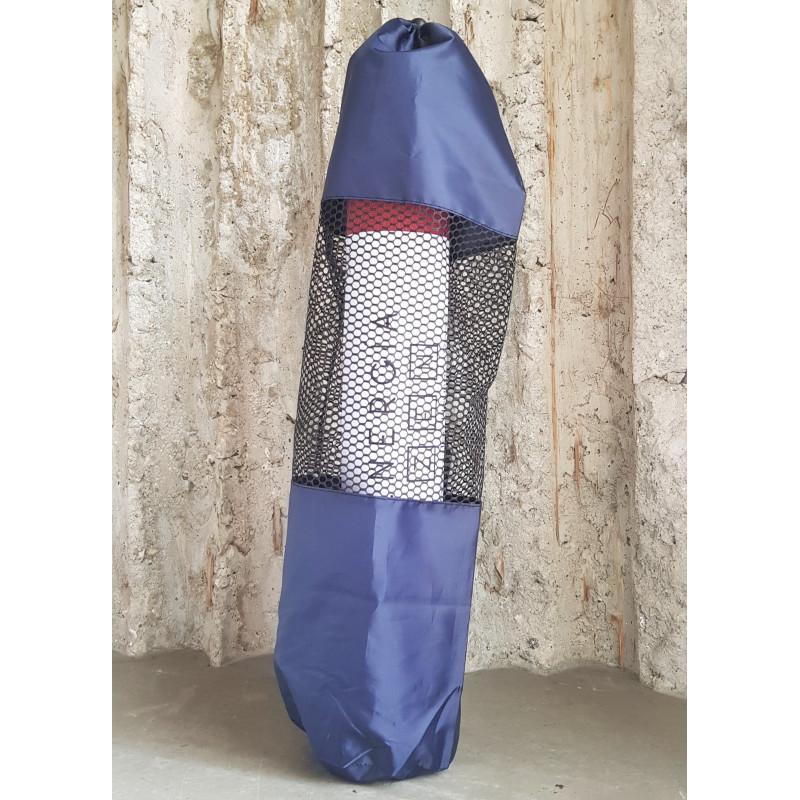 Bolsa de yoga impermeable gris azulado