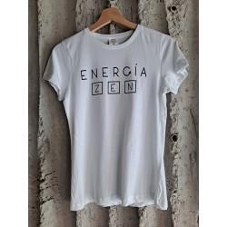 Camiseta Mujer Energía Zen