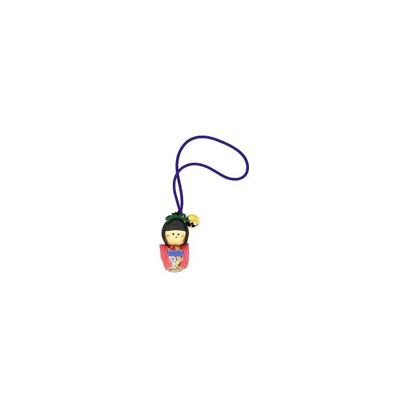 Amuleto Japonés - Hime Sama