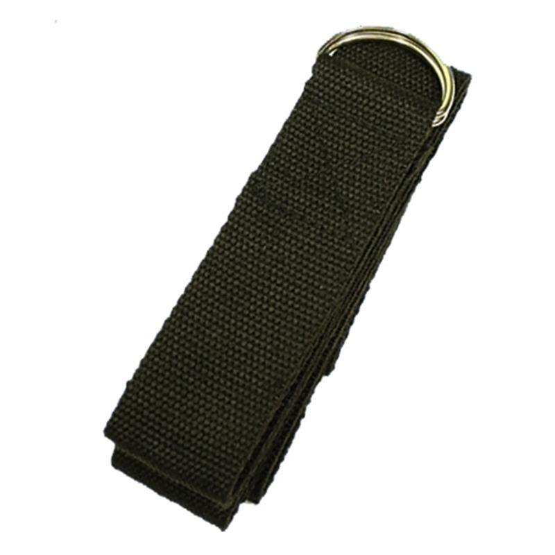 Cinturón negro yoga