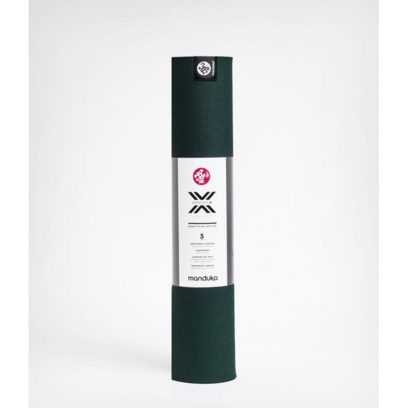 Manduka X yoga mat - Thrive (Green)