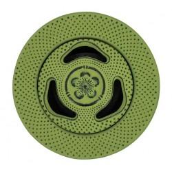 Incensario Iwachu Flor de Cerezo Verde