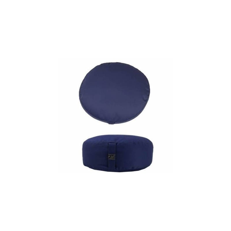 Zafu Cojin para Meditacion Azul