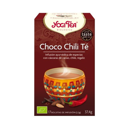 Choco Chilli Té