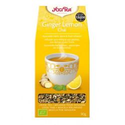 Ginger Lemon Chai