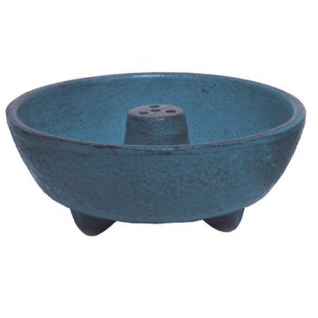 Incensario Iwachu Fuente Azul Claro