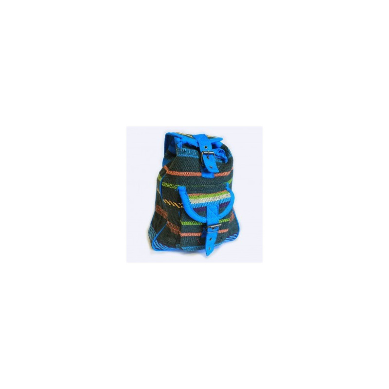 Mochila Nepal Azul