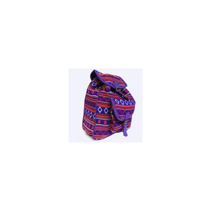 Mochila Nepal Violeta