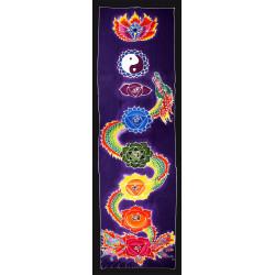 Banner vertical Chakra - con Dragón