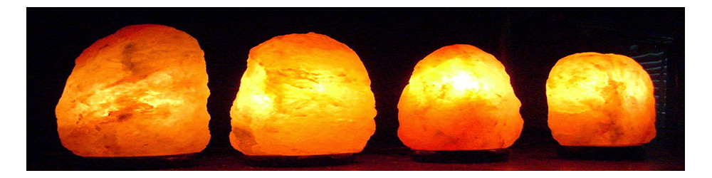 Lámpadas de Sal