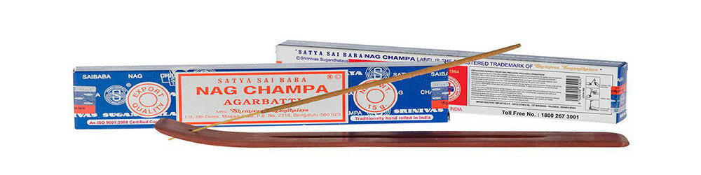 Incensos Nag Champa