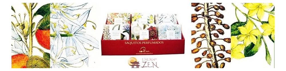 Saquitos Perfumados Naturales