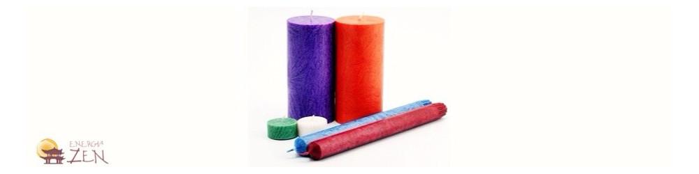 Candles Pillar