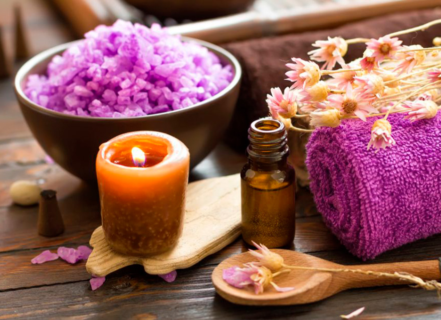 aromaterapia - productos practica yoga