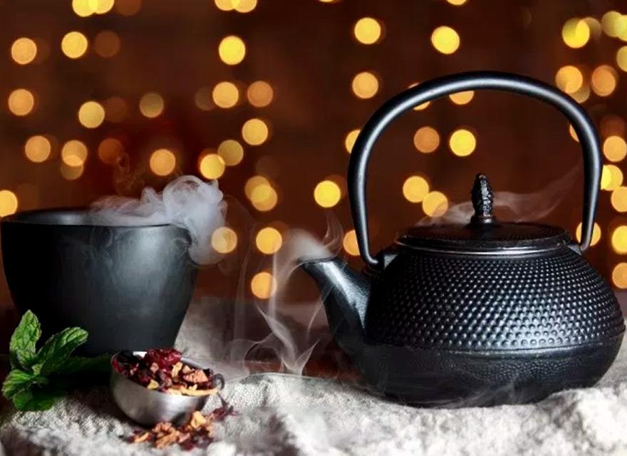 Zen Tea - Te y teteras